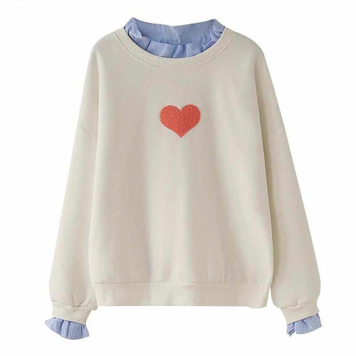 """Heartbeat"" Sweater"