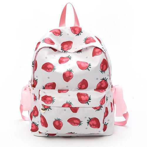 """Strawberry"" Backpack"