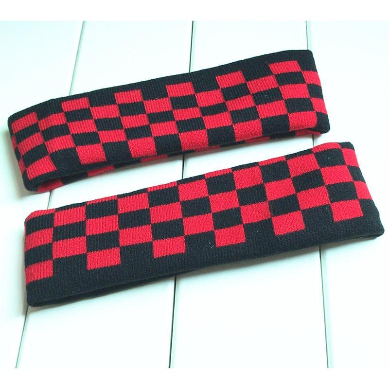 """Checkered"" Headband"