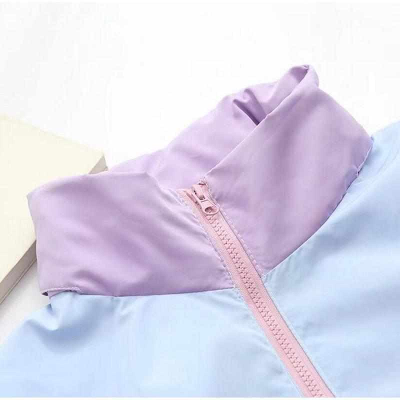 """Pastel Delight"" Windbreaker"