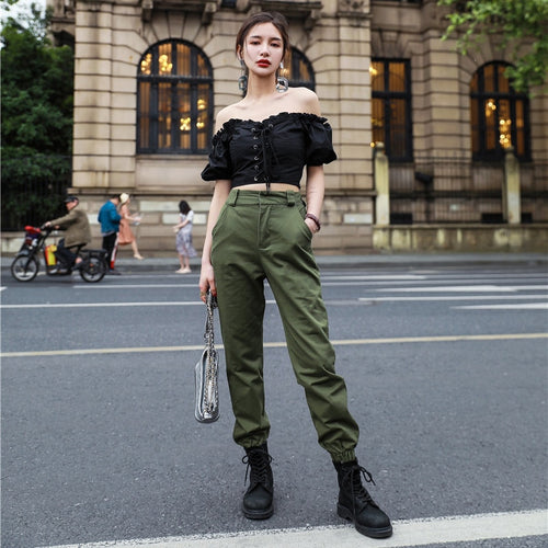 """Combat"" Trousers"