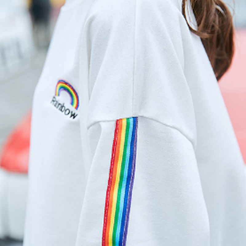 """Rainbow"" Long Sleeve"