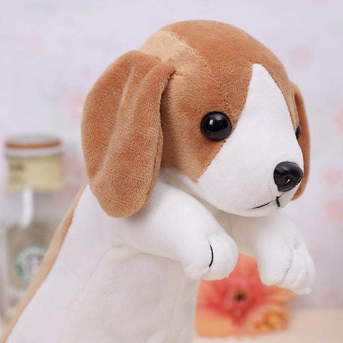 """Puppy Plush"" Pencil Case"