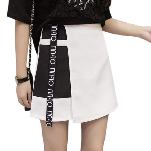 """Abstract"" Skirt"