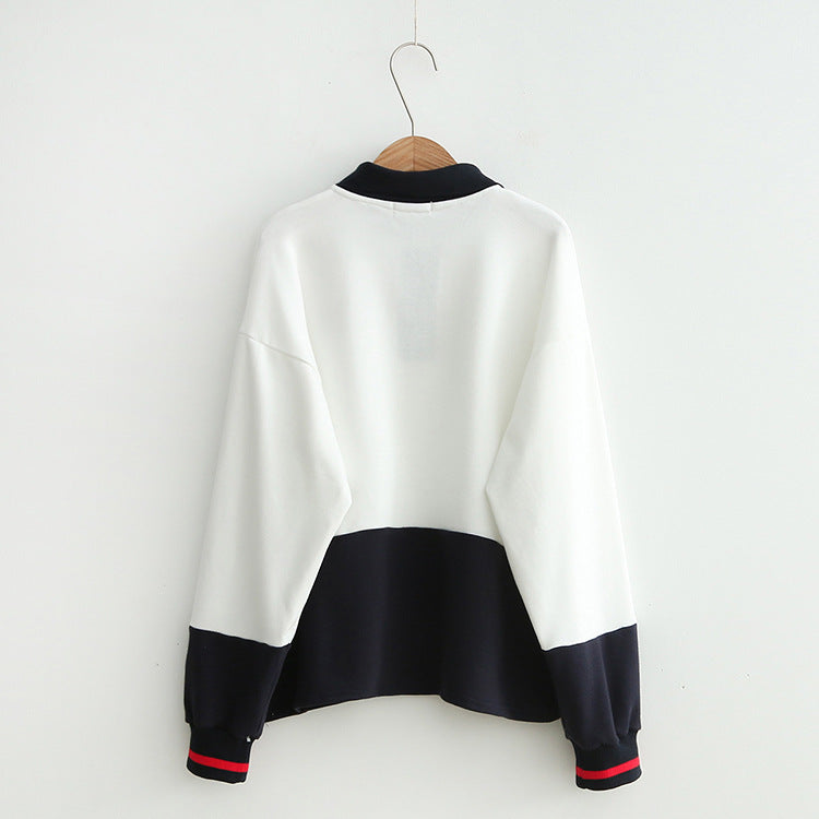 """School Girl"" Sweater"