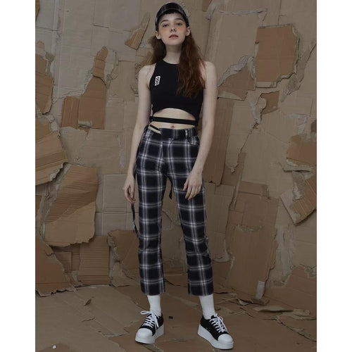 """Plaidland"" Pants"