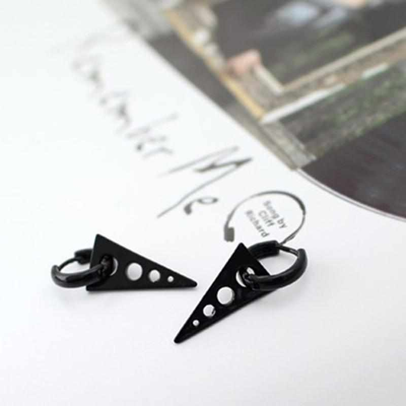 """Triangle"" Earrings"