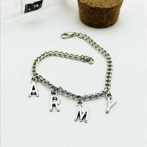 """ARMY"" Bracelet - Kawaii Nation"