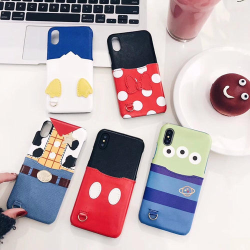 """Disney Pockets"" iPhone Case"