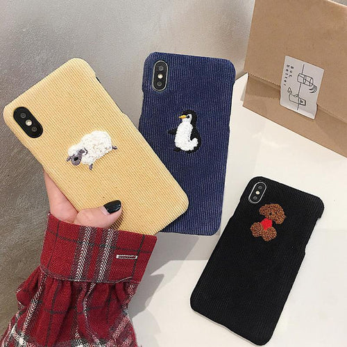 """DOG, SHEEP, PENGUIN"" CASES"