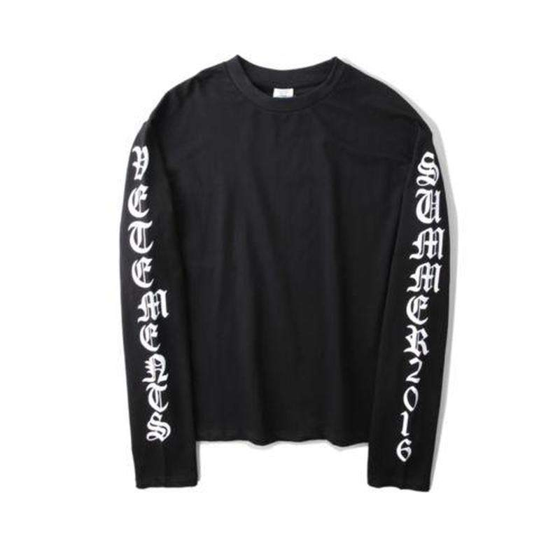 """Gothic"" Long Sleeved Shirt"