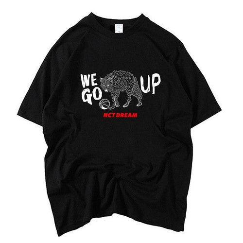 """We Go Up"" T-Shirt"