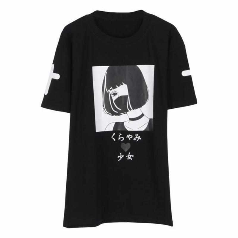 """Dark Chick"" T-Shirt"