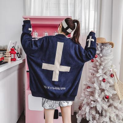 """The Cross"" Baseball Jacket"