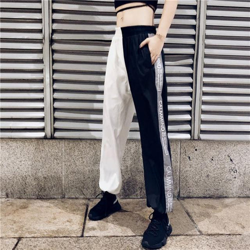"""Contrast"" Trousers"