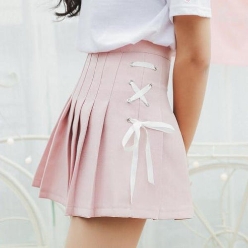 """Laced Lolita"" Skirt"