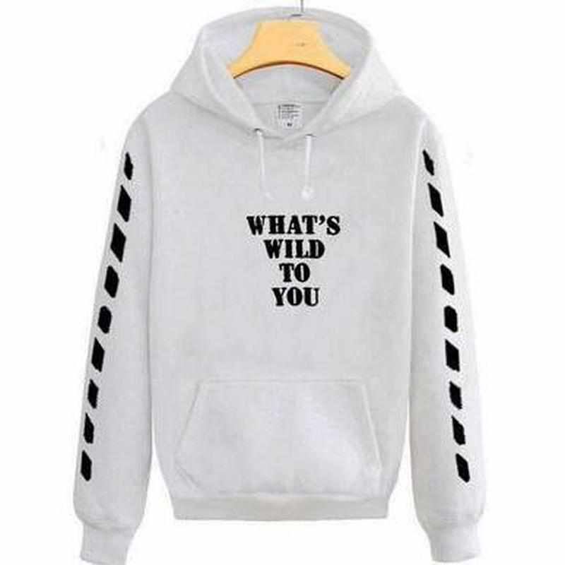 """What's Wild to You"" Hoodie"