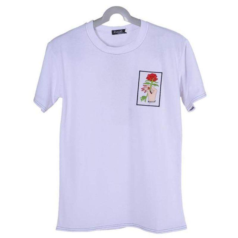 """Cherished Rose"" T-Shirt"