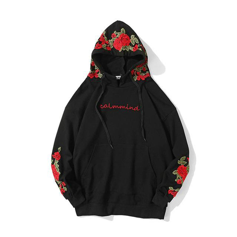 """The Calm Rose"" Hoodie"