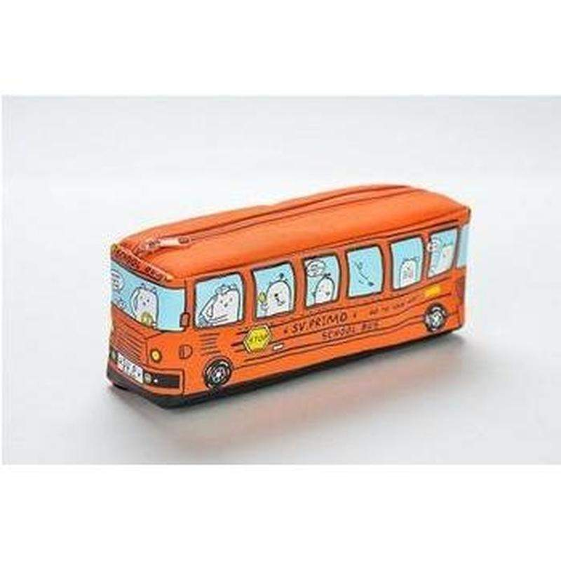 """Kawaii Bus"" Pencil Case"