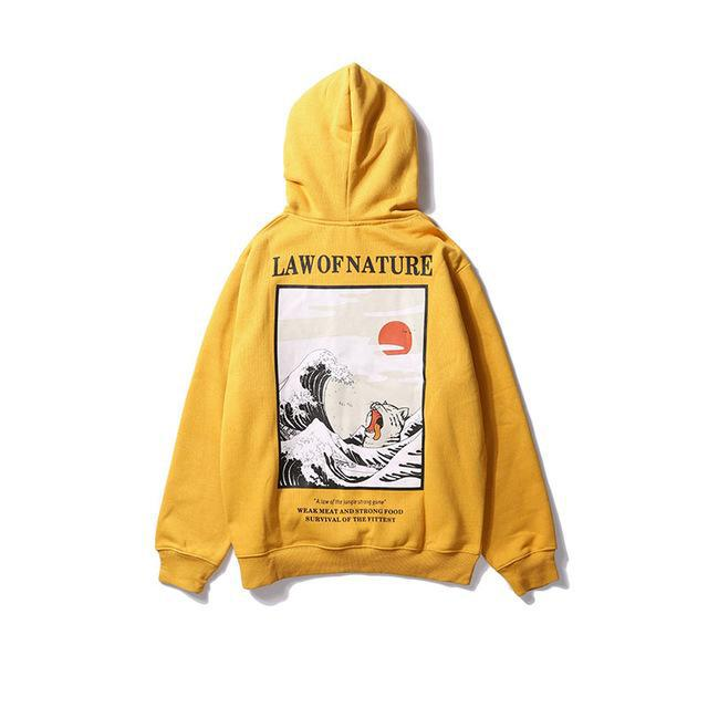 """Law of Nature"" Hoodie"
