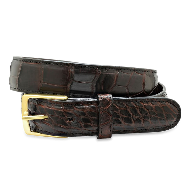 1 3/8 Genuine Alligator Belt