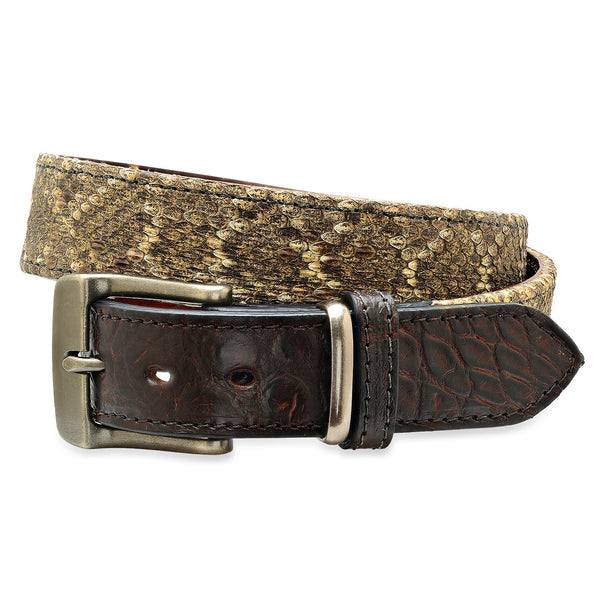 1 1/4 Alligator Diamondback Belt