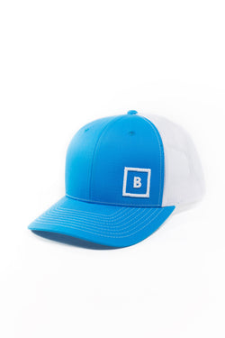 Blue B&B Logo Snap Back