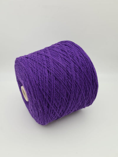Super soft Merino, Cashmere, Angora wool mix | Bright purple | Sport