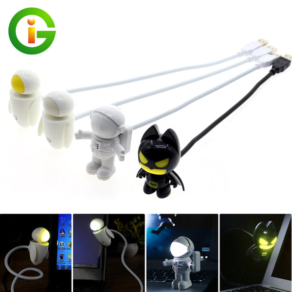 USB Powered Hovering Space Astronaut Lights