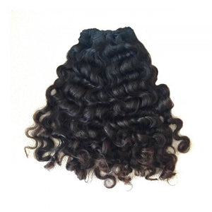 Raw Indian Hair - Curly
