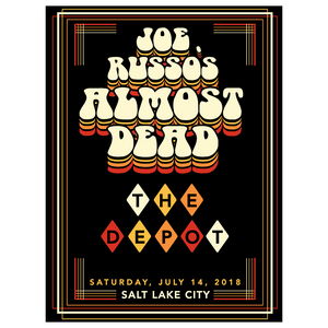 JRAD - 2018 Salt Lake City Poster - Signed