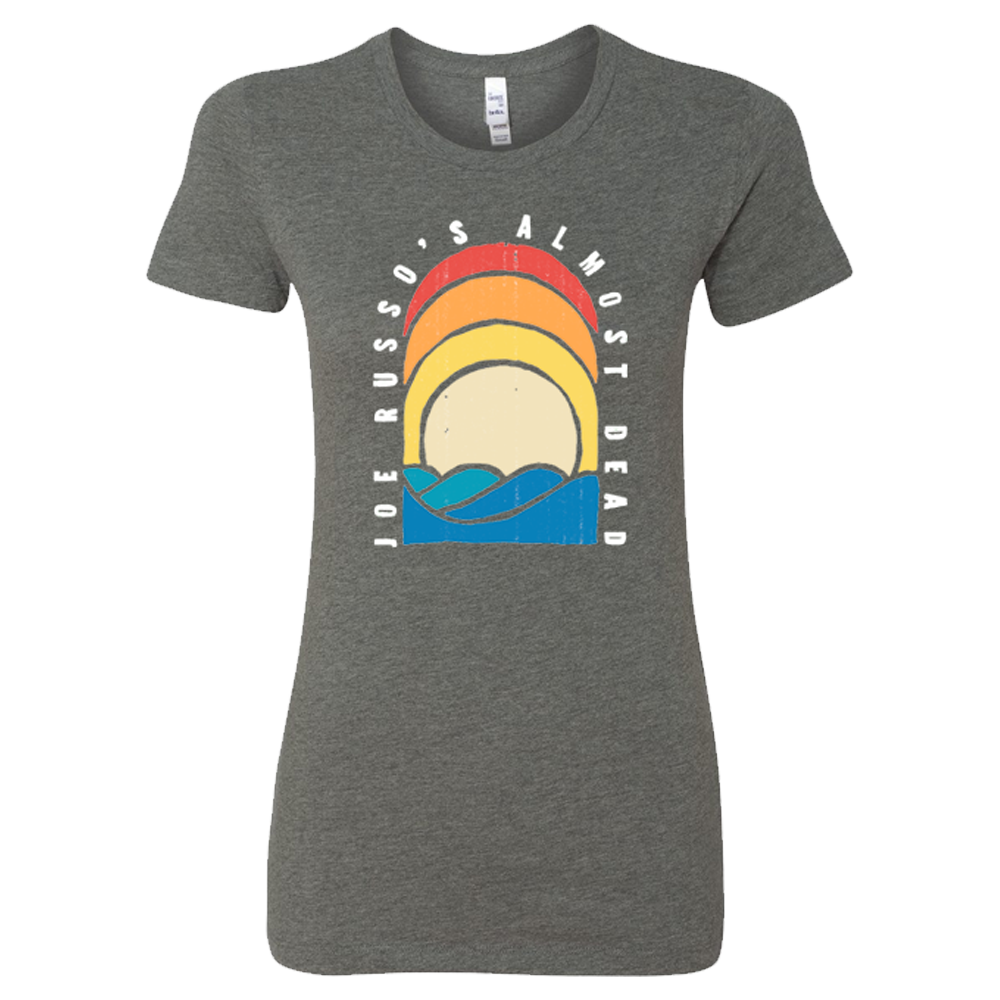 JRAD - Women's Arch Tee - Deep Heather
