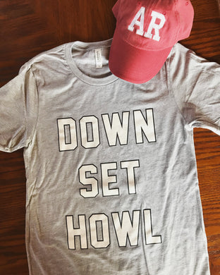 Down Set Howl