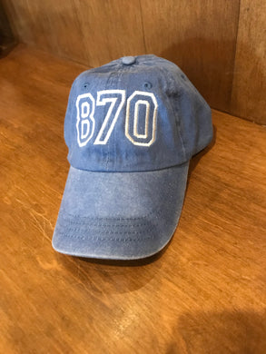 870 Hat (multiple colors)