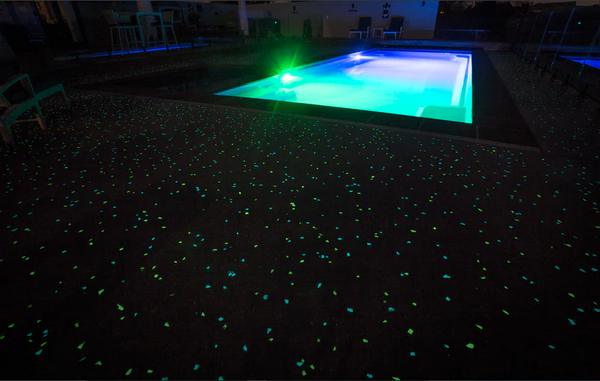 What Is Glow In The Dark Concrete?