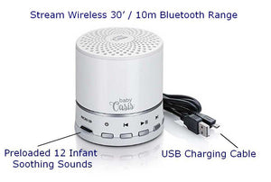 Baby Oasis Bluetooth Sleep Sound Machine BST-100B Built-in Baby Soothing Sounds