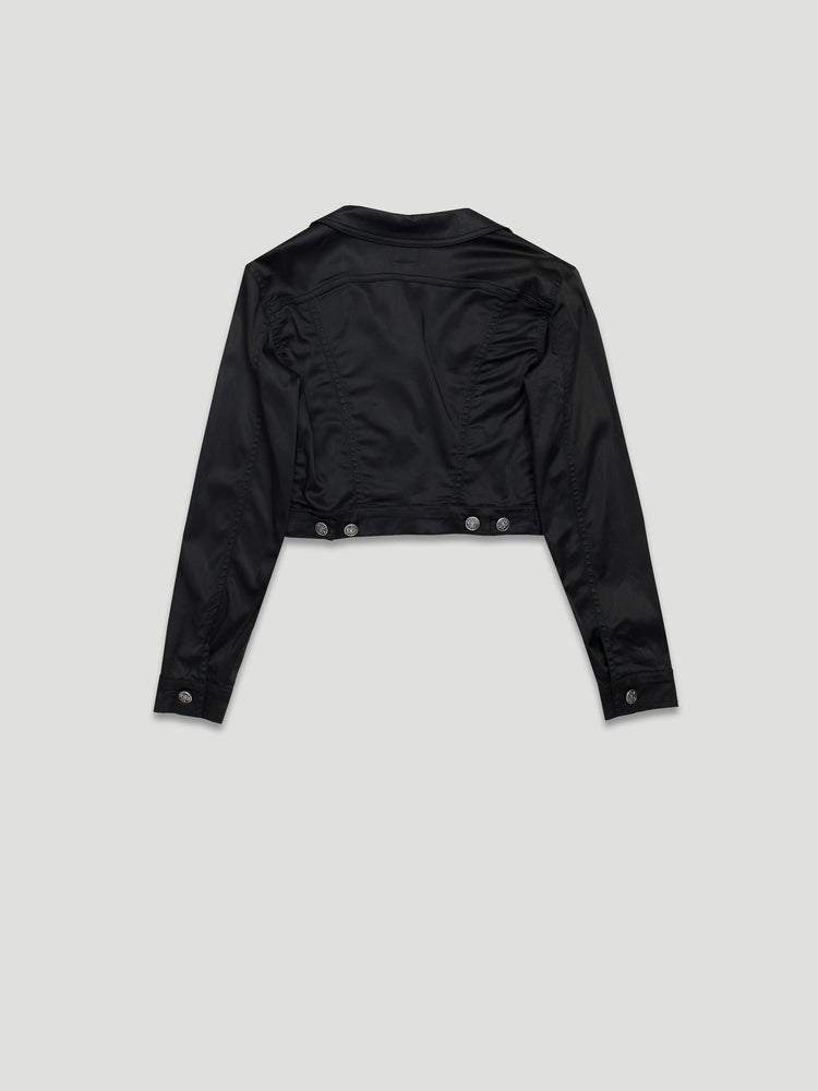 1990s Cropped Nylon Jacket