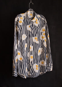 Moschino 1989 Fried Egg Shirt