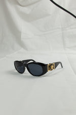 Gianni Versace – Black Medusa Sunglasses