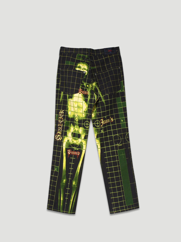 Nothing Special - Vintage Jean Paul Gaultier X-Ray Jeans