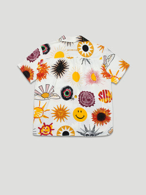 Nothing Special Vintage Moschino Sun Print Shirt