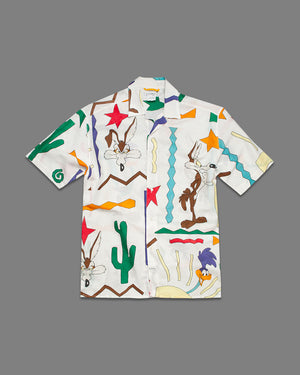 1993 Road Runner Shirt - NOTHING SPECIAL VINTAGE DESIGNER ARCHIVE