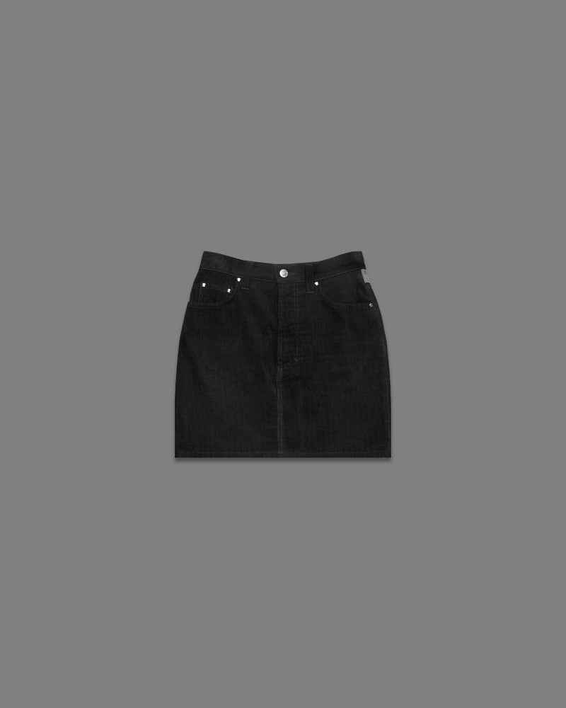 1990s Corduroy Mini Skirt