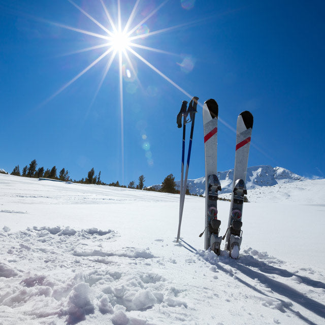 ski gear and rentals are available for those staying at the blue light resort in sundance