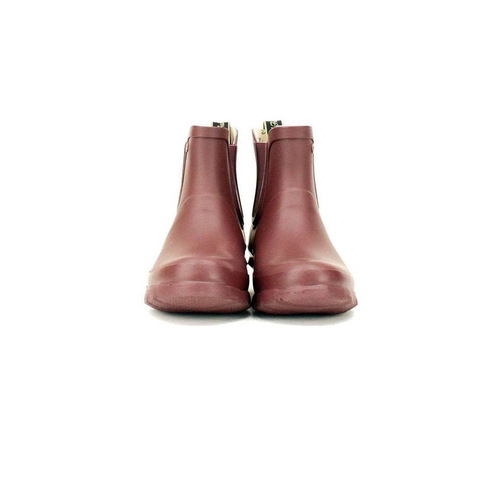 Rockfish Purple, Red, Brown Chelsea Boot
