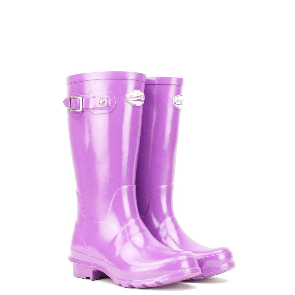 Rockfish Children's Purple violet boots