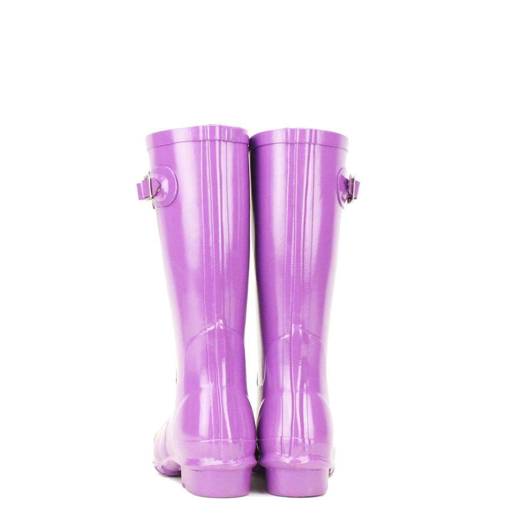 Purple Violet boots for children from Rockfish