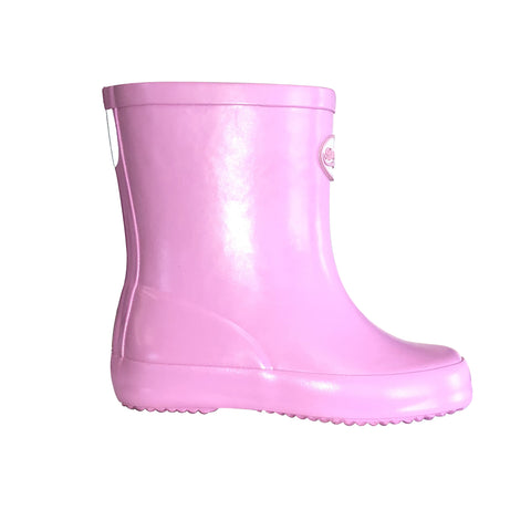 Rockfish Toddlers Little Rockets Superpink Gloss Wellington