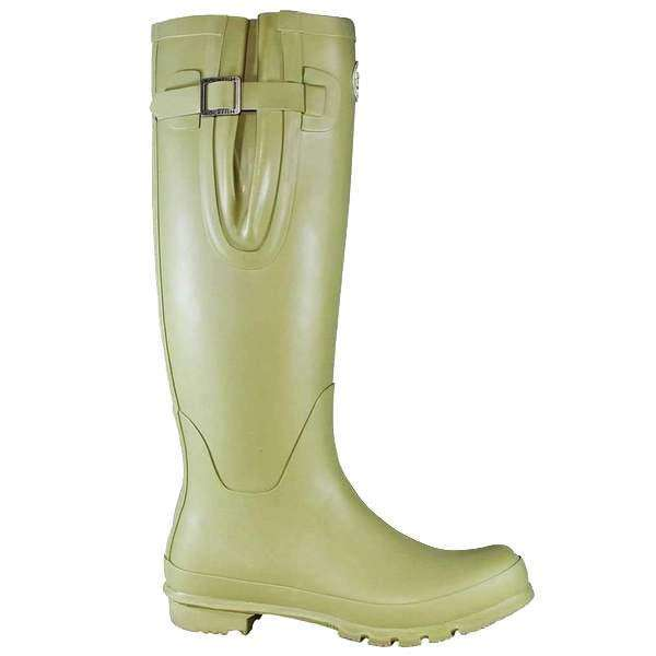 Rockfish Women's Tall Adjustable Matt Willow Wellington